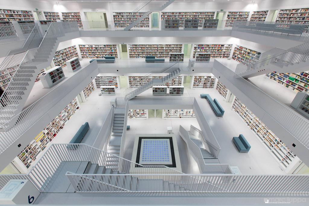 Stadtbibliothek Stuttgart / Yi Architects